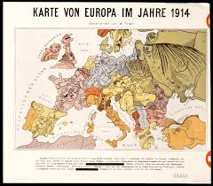 Wwi Europe Map by World War I 100 Years On The Search For Answers Continues The
