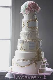fancy wedding cakes wedding cakes with details by melcakes modwedding