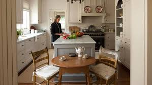 southern living idea house breakfast area built in cabinet cape cod cottage style decorating ideas southern living