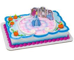 cinderella cake decopac disney princess cinderella transforms decoset