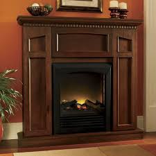 convertible electric fireplace with storage from montgomery ward