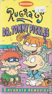 rugrats dr pickles vhscollector your analog