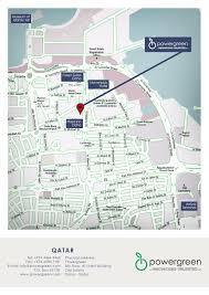 Doha Map Powergreen Renewable Energy Contact