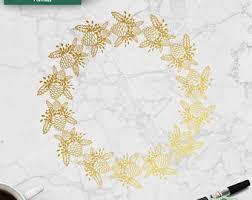 winter wreath etsy studio