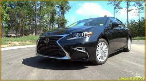 is lexus es 350 a good car lexus es350 2017 2017 lexus es350 interior exterior and reviews
