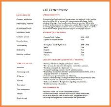 bpo resume template free format of resume 7 free resume templates