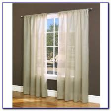 Top And Bottom Rod Curtains Back Tab Cool Rod Pocket Curtains Living Room Design With Ethnic
