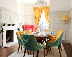 Fabric Ideas For Dining Room Chairs by Fabric Dining Chair Ideas Houzz