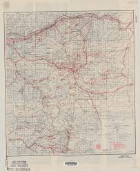 Hood River Oregon Map by Historical Maps U2013 Trail Advocates