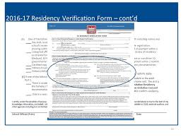 gearing up for enrollment residency verification webinar tuesday