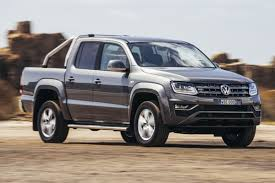 volkswagen truck volkswagen amarok v6 sportline 2017 pricing and spec confirmed