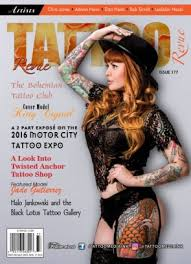 tattoo revue magazine issue 177 issue u2013 get your digital copy
