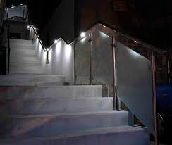 what is integrated led lighting handrail led lighting metal handrail with integrated led lighting