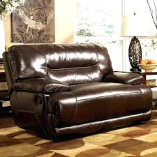 accent chairs for brown leather sofa furniture alluring leather chair and ottoman for cozy home comfy