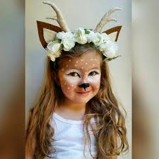 Halloween Costumes Kids Animals 25 Kids Makeup Ideas Easy Face Painting
