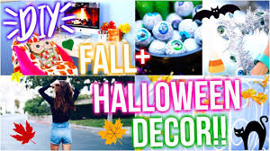 diy fall halloween room decor 2017 tatiana boyd youtube