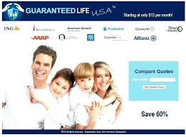 aarp life insurance quotes also term