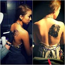 idols with tattoos korea world entertainment