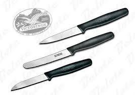 victorinox kitchen knives set victorinox forschner 3 kitchen knife set 49890 11 53 picclick