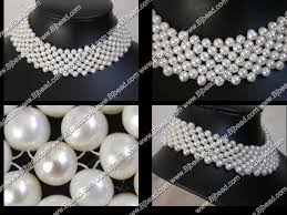 make pearl necklace images Fashion jewelry jpg