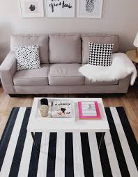 striped rugs wayfair rag white area rug loversiq
