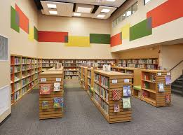 elementary library decorating ideas home style tips modern