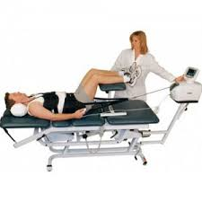 what is a traction table cervical traction physical therapy equipment