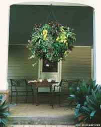 Planters That Hang On The Wall Container Garden Ideas For Any Household Martha Stewart