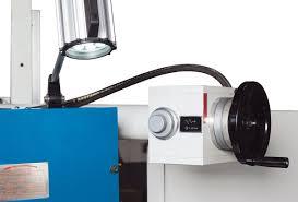 grinding machine hfs b 50100 vc 124909 machining machine