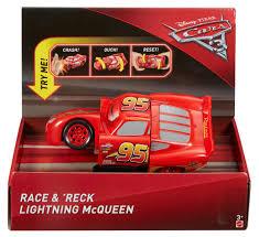 disney pixar cars 3 race and reck vehicle lightning mcqueen
