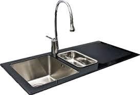 Carron Phoenix Sinks  Taps Sheffield Kitchen Outlet - Glass sink kitchen