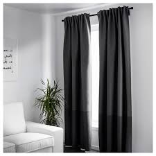 ikea blackout curtains marjun blackout curtains 1 pair ikea amazing block out drapes
