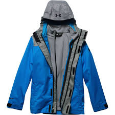 Under Armour Kids Clothes Under Armour Coldgear Infrared Wildwood 3 In 1 Jacket Boys U0027 Ebay