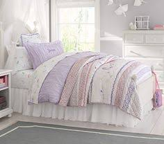 Girls Quilted Bedding by Brigette Ruffle Quilted Bedding Pottery Barn Kids Tenley U0027s