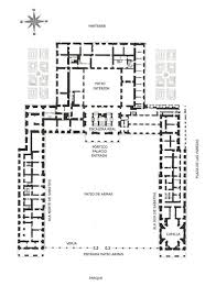 Royal Albert Hall Floor Plan by Original Plan Of The Four Mansions That Make Up Amalienborg Palace
