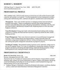Sample Mba Resumes by Mba Resume Sample Commercetools Us