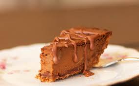 thanksgiving pie cake triple chocolate pumpkin pie who needs a cape