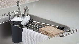 Kitchen Sink Protector Grid Kohler Chrome Kitchen Sink Utility Rack Youtube