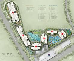 Floor Plan Of Shopping Mall by The Poiz Residences