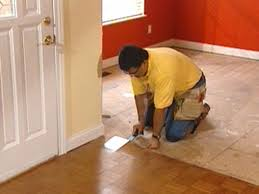 Removing Ceramic Floor Tile How To Remove Carpet And Parquet Flooring