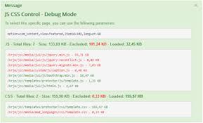 jcc js css control kubik rubik joomla extensions