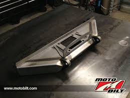 custom jeep bumpers custom jeep wrangler winch bumper for a modified chassis