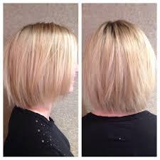 highlights and texturized bob haircut yelp