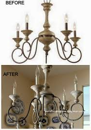 Home Design Depot Miami No Minimalist Here Chandelier Before And After