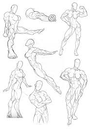 Full Body Muscle Anatomy Anatomy Practice Full Body By Bambs79 On Deviantart
