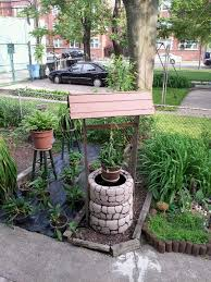 diy wishing well now wheres that turn crank created by
