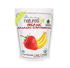 natierra nature u0027s all foods organic freeze dried bananas and