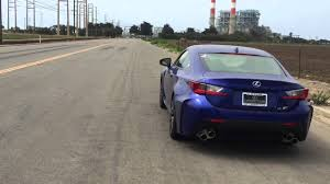 lexus rcf tires borla r u0026d 2015 lexus rc f off road use only youtube