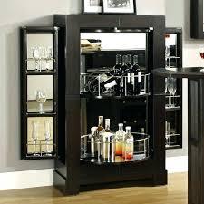 Corner Cabinet Black Wine Rack Bar Cabinet Corner Home Bottle Storage Wine Rack