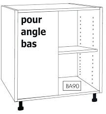 element d angle cuisine meuble bas d angle pour cuisine element d angle cuisine